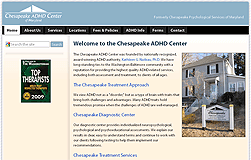 Chesapeake ADHD Center of Maryland